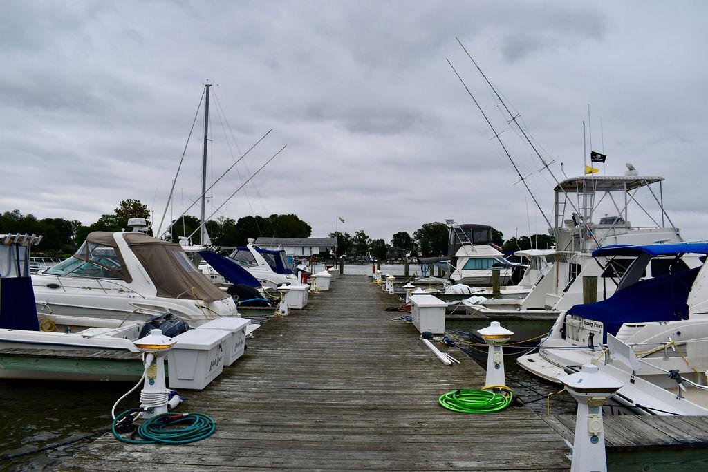 Boat Slips - Ventnor Marina